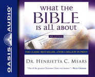 What The Bible Is All About: Abridged Audiobook on CD  -     By: Henrietta Mears