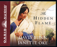 #2: The Hidden Flame: abridged audiobook on CD  -     By: Janette Oke, Davis Bunn