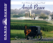 Amish Peace, Unabridged Audiobook on CD  -     By: Suzanne Woods Fisher