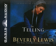 #3: The Telling - Abridged Audiobook on CD  -     By: Beverly Lewis