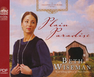 #4: Plain Paradise - Unabridged Audiobook on CD  -     By: Beth Wiseman