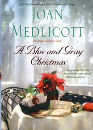A Blue and Gray Christmas, Hardcover   -     By: Joan Medlicott