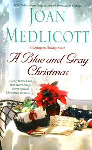 A Blue and Gray Christmas  -     By: Joan Medlicott
