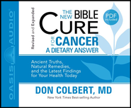 The New Bible Cure for Cancer: Unabridged Audiobook on CD  -     By: Don Colbert