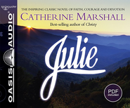 Julie: Unabridged Audiobook on CD  -     By: Catherine Marshall