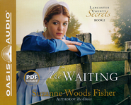 #2: The Waiting Unabridged Audiobook on CD  -              Narrated By: Jill Shellabarger                   By: Suzanne Woods Fisher