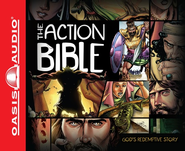 The Action Bible Unabridged Audiobook on CD -