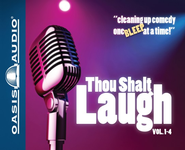 Thou Shalt Laugh Unabridged Audiobook on CD  -