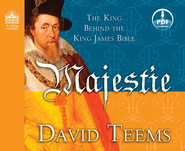Majestie Unabridged Audiobook on CD  -     Narrated By: Roger Mueller     By: David Teems
