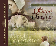 #2: The Quilter's Daughter Unabridged Audiobook on CD  -     Narrated By: Christina Moore     By: Wanda E. Brunstetter