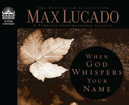 When God Whispers Your Name Unabridged Audiobook on CD  -     Narrated By: Brian Keeler     By: Max Lucado