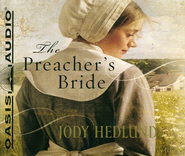 The Preacher's Bride Unabridged Audio CD  -     Narrated By: Mimi Black     By: Jody Hedlund