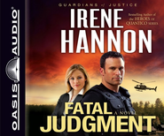 Fatal Judgment: Unabridged Audiobook on CD  -     By: Irene Hannon