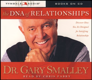 The DNA of Relationships                               - Audiobook on CD            -     By: Dr. Gary Smalley