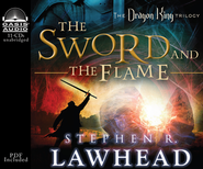 #3: The Sword and the Flame - Unabridged Audiobook on CD  -     By: Stephen R. Lawhead