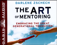 The Art of Mentoring Unabridged Audiobook on CD  -     By: Darlene Zschech
