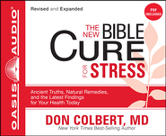 The New Bible Cure for Stress Unabridged Audiobook on CD  -     By: Don Colbert