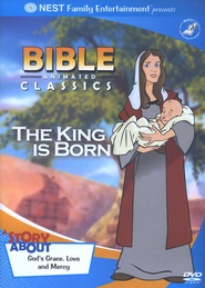 Animated Bible Classics: The King Is Born, DVD   -