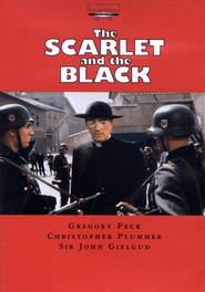 The Scarlet and the Black DVD  -