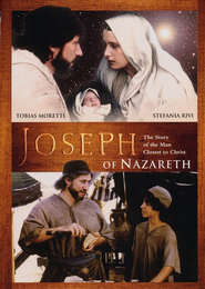 Joseph of Nazareth, DVD  -