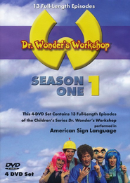 Dr. Wonder's Workshop (Season1)  -