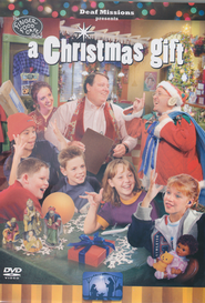 The Finger Food Cafe: A Christmas Gift, DVD   -