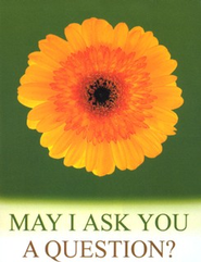 May I Ask You a Question? - Daisy  Pack of 25   -
