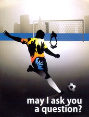 May I Ask You a Question? - Soccer  Pack of 25   -