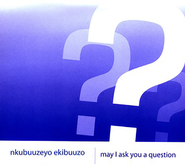 May I Ask You a Question? - Lugandan/English Pack of 25   -
