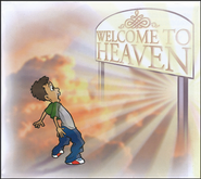 Welcome to Heaven - English   Pack of 25   -