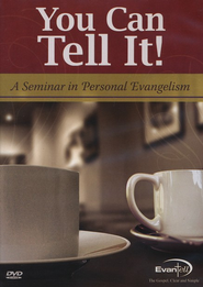 You Can Tell It! DVD  -