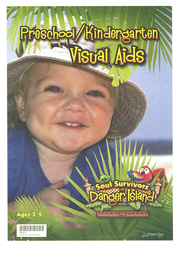 Preschool / Kindergarten Visuals (Ages 2-3, 4-5)  -