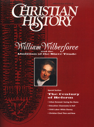 William Wilberforce: Fighting the Slave Trade   -