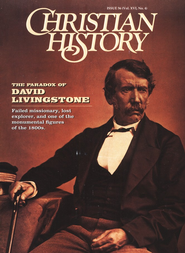 David Livingstone: Missionary-explorer in Africa  -