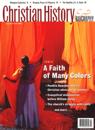 Christianity in India: A Faith of Many Colors   -