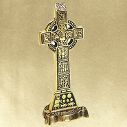 Standing Celtic Cross 9.5   -