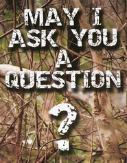 May I Ask You a Question? - Camouflage Hunter Pack of 25   -