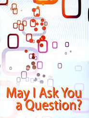 May I Ask You A Question? - PRC Pack of 25   -