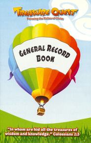 VBS General Record Book  -