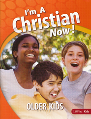 I'm A Christian Now Older Kids Learner Guide Revised  -