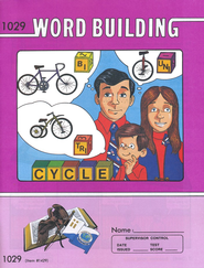 Word Building PACE 1029, Grade 3   -