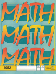 Latest Edition Math PACE 1052, Grade 5   -