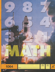Latest Edition Math PACE 1064, Grade 6   -