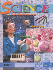Kindergarten Science PACE 7 RR-07   -