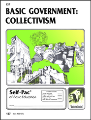 Collectivism Self-Pac 137, Grade 9-12  - Slightly Imperfect  -