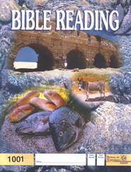 Bible Reading PACE 1001, Grade 1   -
