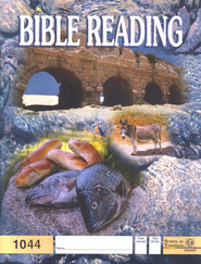 Bible Reading PACE 1044, Grade 4   -