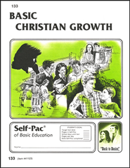 Christian Growth Self-Pac 133, Grades 9-12   -