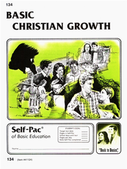 Christian Growth Self-Pac 134, Grades 9-12   -