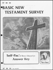 New Testament Survey Key 97-99  -